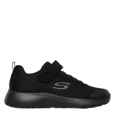 Adidasi sport Skechers Dynamite Ultra Torque pentru Copii triple negru