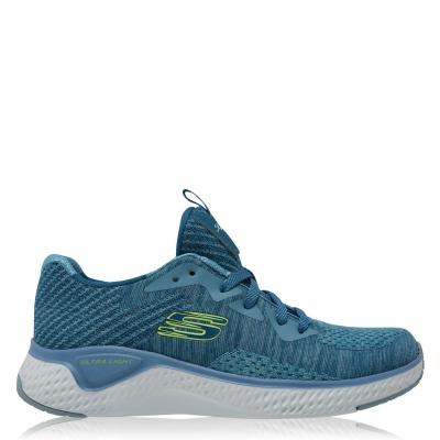 Adidasi sport Skechers Solar Fuse pentru Femei albastru