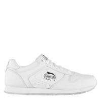 Adidasi sport Slazenger Banger clasic pentru Barbati alb fiv£r