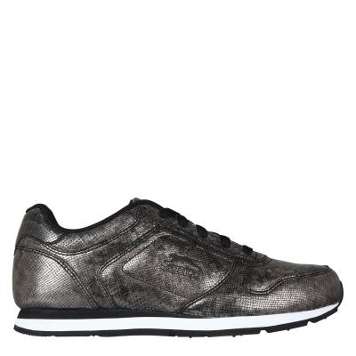 Adidasi sport Slazenger clasic pentru Femei negru sarpe