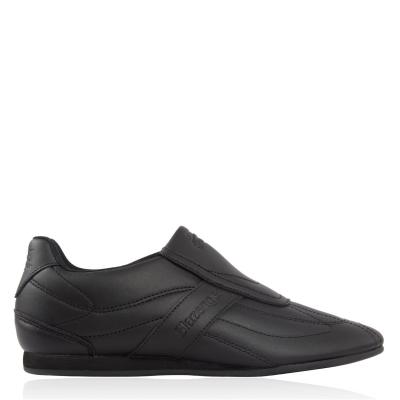 Adidasi sport Slazenger Warrior pentru copii negru gri carbune