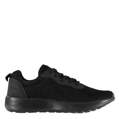 Adidasi sport Tapout Clip Run pentru baietei negru