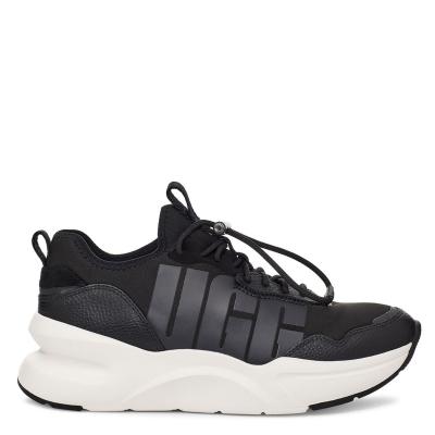 Adidasi sport Ugg Le Daze negru