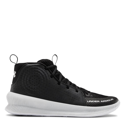 Adidasi sport Under Armour Jet 2019 pentru Barbati negru