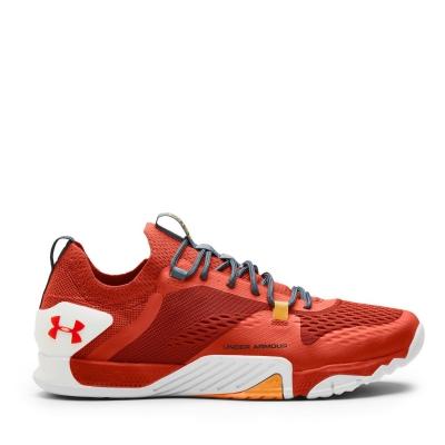 Adidasi sport Under Armour Tri Base Reign 2 pentru Barbati portocaliu
