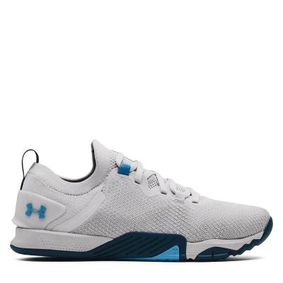 Adidasi sport Under Armour TriBase Reign 3 NM pentru Femei gri albastru