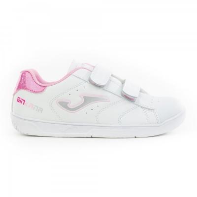 Adidasi sport Wginkana copii Joma 2013 alb-roz