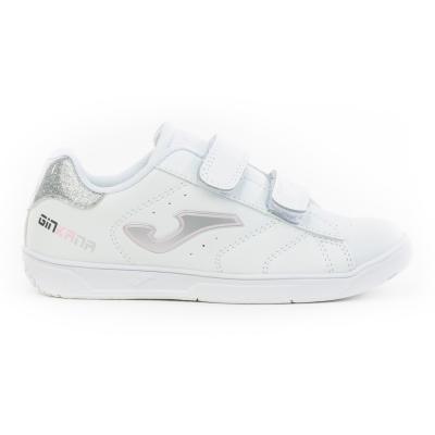Adidasi sport Wginkana copii Joma 2082 alb-silver