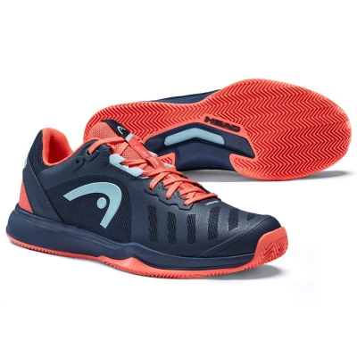 Adidasi tenis HEAD Sprint Team 30 zgura DbCo pentru Femei
