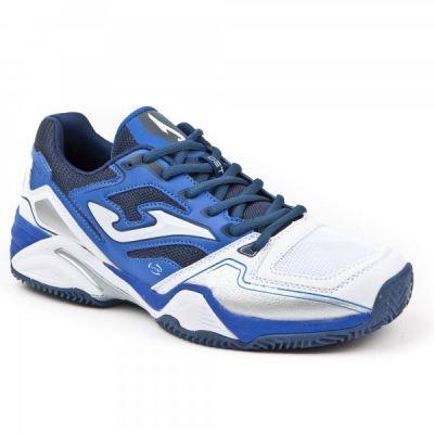Adidasi tenis Joma Men 802 alb zgura