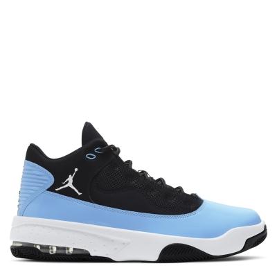 Air Jordan Max Aura 2 negru alb albastru