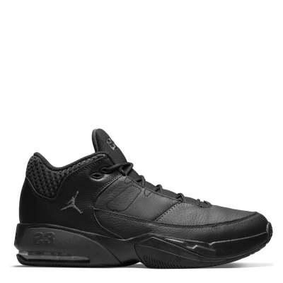Air Jordan Max Aura 3 Shoe pentru Barbati negru gri