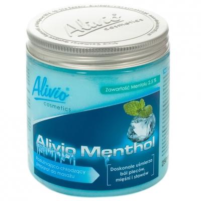 Gel ALIVIO MENTHOL ICE