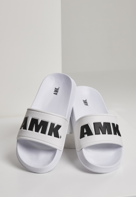 AMK Slides alb-negru