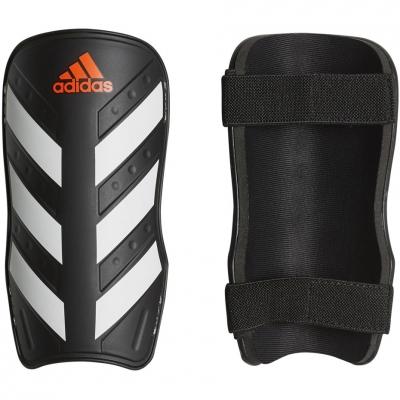 Aparatori fotbal Adidas Everlite negru And alb CW5559