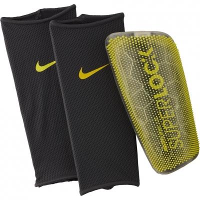 Aparatori fotbal Nike Mercurial Lite Super Lock SP2163 060 barbati
