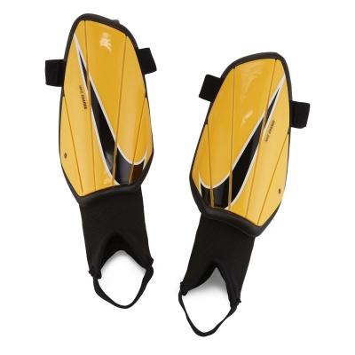 Aparatori Nike Charge Juniors portocaliu negru