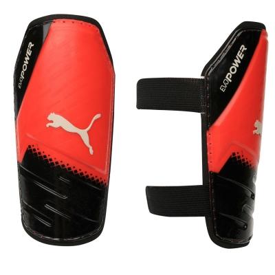 Aparatori Puma EvoPower 5 3 pentru Barbati rosu negru