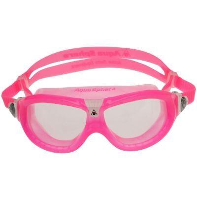 Ochelari Inot Aqua Sphere Seal Kid 2 pentru Copii roz