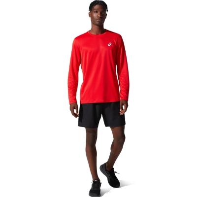 Pantaloni scurti Asics Core 2 in 1 7 In pentru Barbati negru