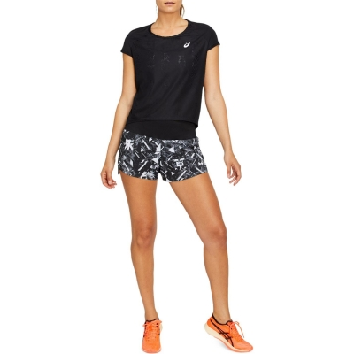 Tricou alergare Asics Vent pentru femei negru