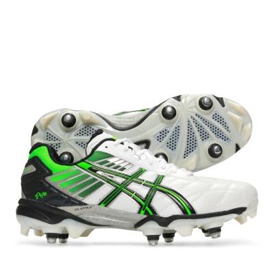 Ghete Asics Lethal Hyrbrid 4 Rugby alb verde