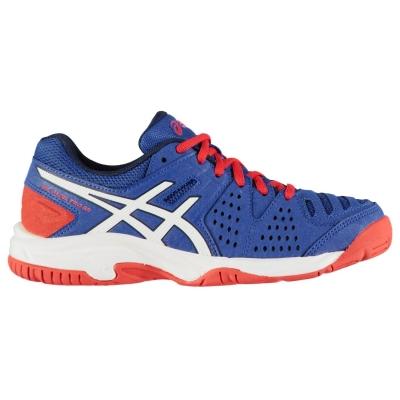 Adidasi de Tenis Asics GEL Padel Pro 3 SG pentru baietei albastru alb