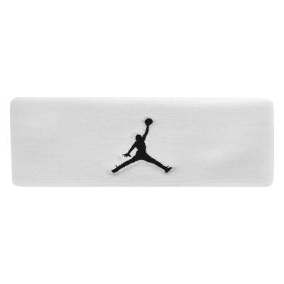 Bandana Air Jordan Jumpman alb negru