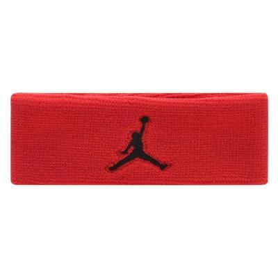 Bandana Air Jordan Jumpman rosu negru