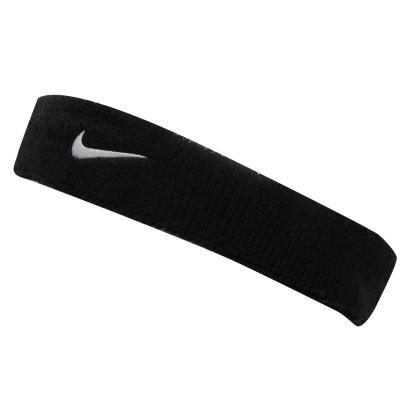 Bandana Nike Swoosh negru alb
