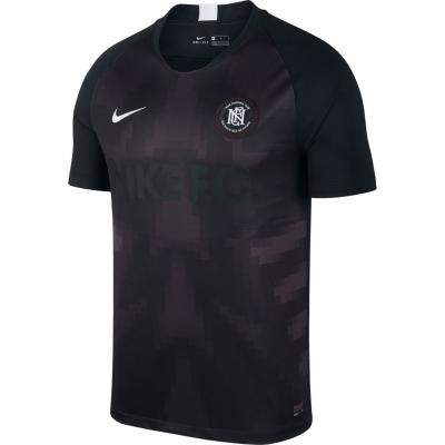 barbati Jersey Nike M FC Barcelona JSY SS Acasa negru AO0666 010