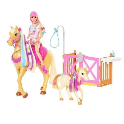Barbie Style Horse 21