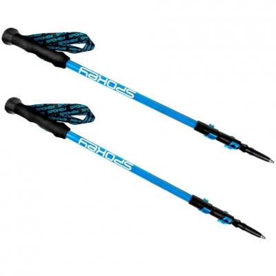 Bete trekking Spokey Carbon albastru And negru 927900