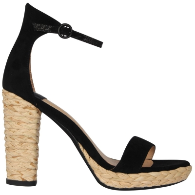 Sandale Biba Platform negru