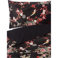 Biba Erica Blossom catifea Pillowcase Pair