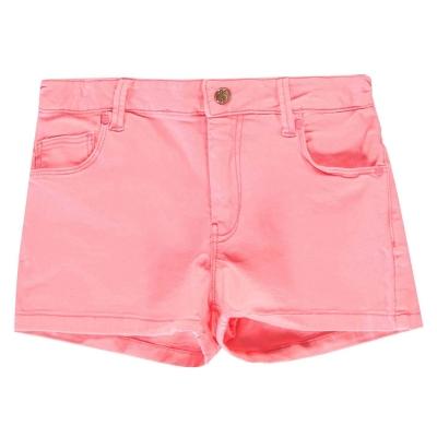 Billieblush Denim Short roz fucsia