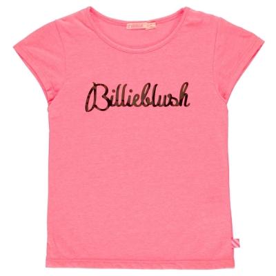 Tricou cu imprimeu Billieblush Billieblush roz