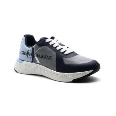 Blugi Calvin Klein CKJ Adamir LT Me pentru barbati bleumarin albastru