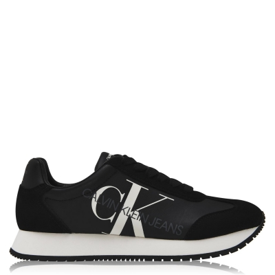 Calvin Klein Jeans Calvin Klein Jodis Low Top Heel pentru Femei negru