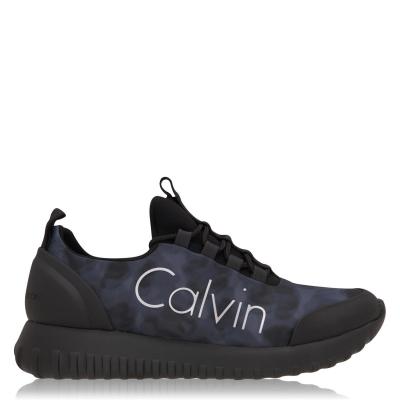 Calvin Klein Jeans Reika Trainr femei gri negru