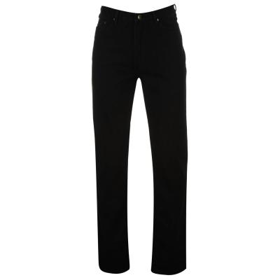 Blugi D555 Comfort Fit XL pentru Barbati negru