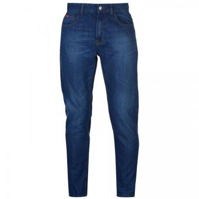 Blugi Lee Cooper Slim Leg pentru Barbati albastru