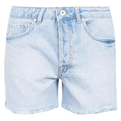 Pantaloni scurti blugi Firetrap pentru Femei albastru