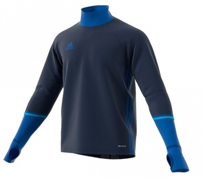 Tricouri antrenament BLUZA adidas CONDIVO 16 bleumarin / albastru S93547 barbati teamwear adidas teamwear