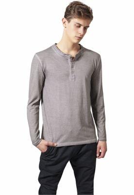 Bluza barbati aspect prespalat maro-deschis Urban Classics