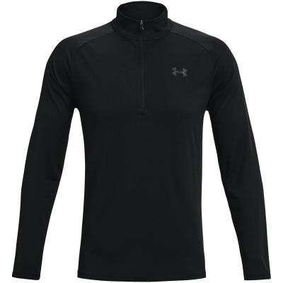 Bluza cu fermoar Under Armour Technical pentru Barbati negru