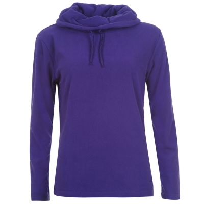 Bluza cu guler inalt Gelert pentru Femei mov