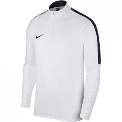 Bluza sport maneca lunga Nike Dry Academy 18 alb 893624 100 barbati