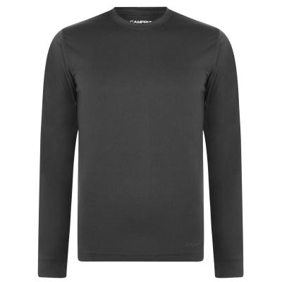 Bluza de corp Campri termic pentru Barbati gri carbune