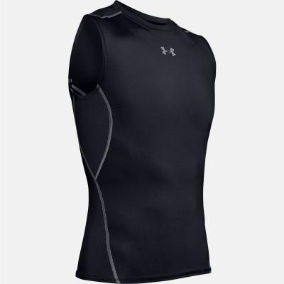 Bluza de corp Under Armour HeatGear antrenament pentru Barbati negru